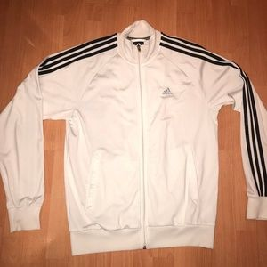 Mens Adidas Track Top (Size Small)